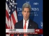 John Kerry Desperately Asks China To Work With US To Make A Better World