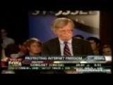 John Bolton Dodges Question Insults Anti-War Veteran