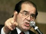 Justice Scalia Tells Law Students 'Perhaps You Should Revolt' If Taxes Become Too High