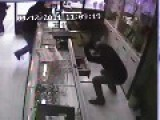 Jewelery Shop Owner Defend Himself With Gun