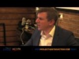 James O'Keefe Demands The Corporate Media To Report Veritas