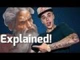 Justin Bieber Explains God To You