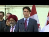 Justin Trudeau Says Western Alienation Very Little On His Mind