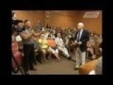 John McCain Gets Yelled At And Called A Traitor!!!!