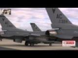 Jersey Devils • F 16 Fighter Jet Flight Line Takeoffs