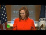 Jen Psaki Quotes Lenin In Speech On The Current Political Situation In Ukraine