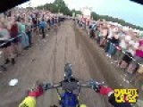 Jackson Strong Breaks Giant Backflip Record During Zwarte Cross =Black Cross