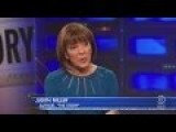 Judith Miller Drum-beater For Iraq War On Daily Show
