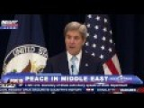 John Kerry Speaks On 2-State Solution For Peace In The Middle East - FULL SPEECH
