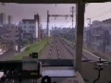 Japanese Train Driver Gets A Surprise Onboard