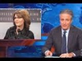 Jon Stewart Skewers Palin's Iowa Speech: It's Like Getting Cornered By Her 'at An Open-bar Wedding
