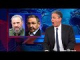 Jon Stewart Flips Out Over Obama-Castro-Handshake-Gate: 'What The F*ck Is Wrong With Us?!'