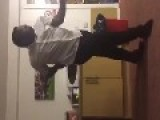 Jamaican Dude Has Some Real Nice Dance Moves