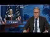 Jon Stewart On President-elect Trump, Hypocrisy In America Part 2
