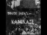 Japanese Kamikaze Attack An American Fleet
