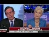 Jill Stein Exposed By Chris Wallace