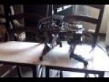 JQR - The DIY Quadruped Autonomous Robot