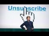 James Veitch: The Agony Of Trying To Unsubscribe