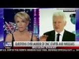 Julian Assange Interview With Megyn Kelly Part 1 & 2