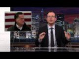 John Oliver: The Rich Keep The Game Rigged While Americans Cling To False Optimism