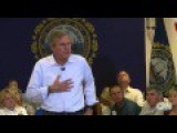 Jeb Bush On Low Energy Talking About Drug Abuse
