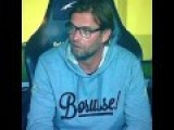 Jürgen Klopp Looking High As Fuck