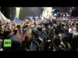 Japanese Arrested At Rally Against War Bills And Militarism
