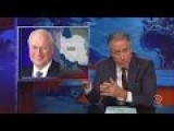 Jon Stewart Destroys 'disingenuous' Dick Cheney: It Was You That Propped Iran Up At Our Expense