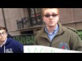 Jewish High Schoolers Picket Polish Consulate In NY To Protest 'Holocaust Whitewash'