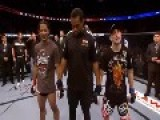 JUDGES DECIDE BENSON HENDERSON DEFEATS FRANKIE EDGAR