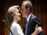 Julie Bishop Gives Diplomatic 'shirt-front' To Russian Counterpart Sergei Lavrov