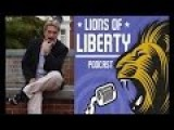 John McAfee On The Lions Of Liberty Podcast