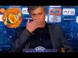 Jose Mourinho Shocking First Interview As Man United Manager