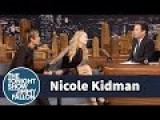 Jimmy Fallon And Nicole Kidman Have Another Awkward Interview, Keth Urban