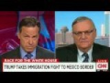 Joe Arpaio Renews Obama Birther Claims, Repeatedly Snaps At Tapper In Bizarre CNN Interview