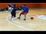 Justin Bieber's Amazing Basketball Skills On Display