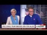 Joe Scarborough On Morning Joe - The Stupidity Of Ted Cruz
