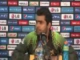 Journalist Testing Pakistani Cricketer's English