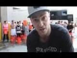 Justin Timberlake Ice Bucket Challenges