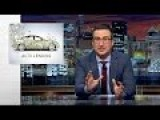 John Oliver On The Auto Lending Industry