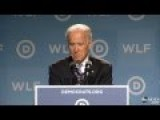 Joe Biden Ends Gaffe Heavy Week With Another Gaffe