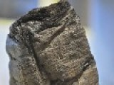 Jan. 21, 2015 New X-ray Technology Allows Researchers To Read Parts Of Burnt Ancient Scroll