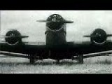 Junkers Ju 52! WW II Era Soviet Training Film For Red Air Force Pilots