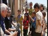 Jon SNOW From Gaza : Is This A War On Children?