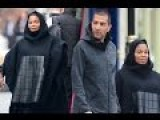 Janet Jackson Spotted In Burka After Converting To Islam On Marrying A Muslim