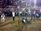 Just Another Day At The Rodeo