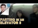 Jack Vale - Farting In An Elevator Prank