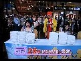 Japanese Eating Contest