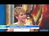 Jennifer Lawrence Catching Fire Interview - Almost Turned Down Role Of 'Katniss'