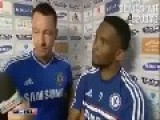 John Terry And Samuel Eto'o In A Hilarious Voiceover